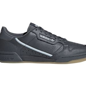 New adidas continental 80 gray blue mens size 9